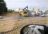 Академический прощается с пробками? Полосу дороги на Серафимы Дерябиной открыли после ремонта