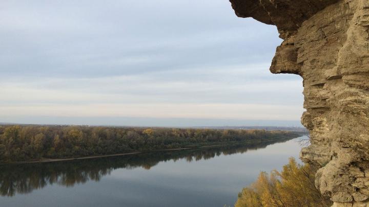Уровень реки Уфы близится к историческому минимуму