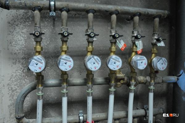 Сотрудники ТСЖ нашли на счетчиках магнит, позволяющий платить за воду значительно меньше