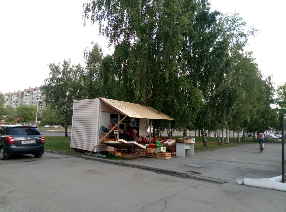 ВЧелябинске снесут 300 объектов нестационарной торговли