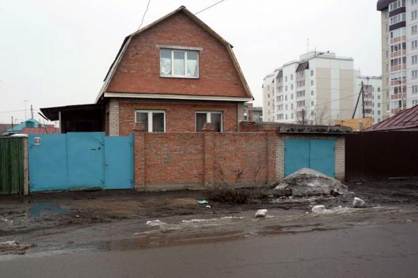Один из самых дорогих домов в Омске находится в Старом Кировске