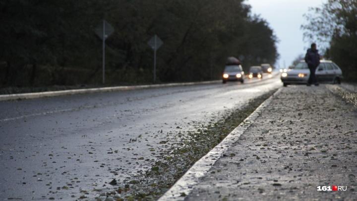 На трассе М-4 «Дон» легковушка столкнулась с грузовиком. Один человек погиб