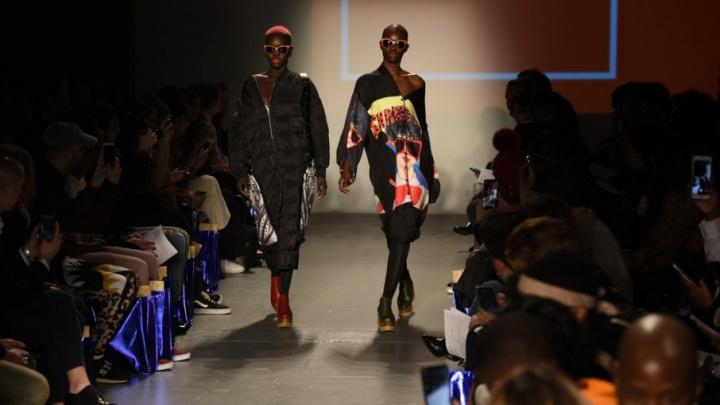 Уфимский дизайнер показал коллекцию одежды на Неделе моды в Нью-Йорке