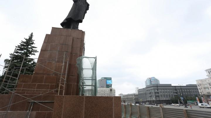 «Отремонтируем Ленина»: челябинские чиновники начали подготовку города к 9 Мая