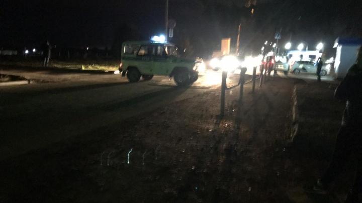 В челябинском военном посёлке обнаружили взрывное устройство