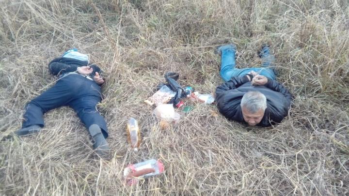 В Целинном районе задержали организатора нелегальных перевозок мигрантов
