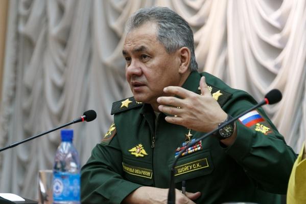 Красноярск стал первым пунктом рабочей поездки министра в войска ЦВО