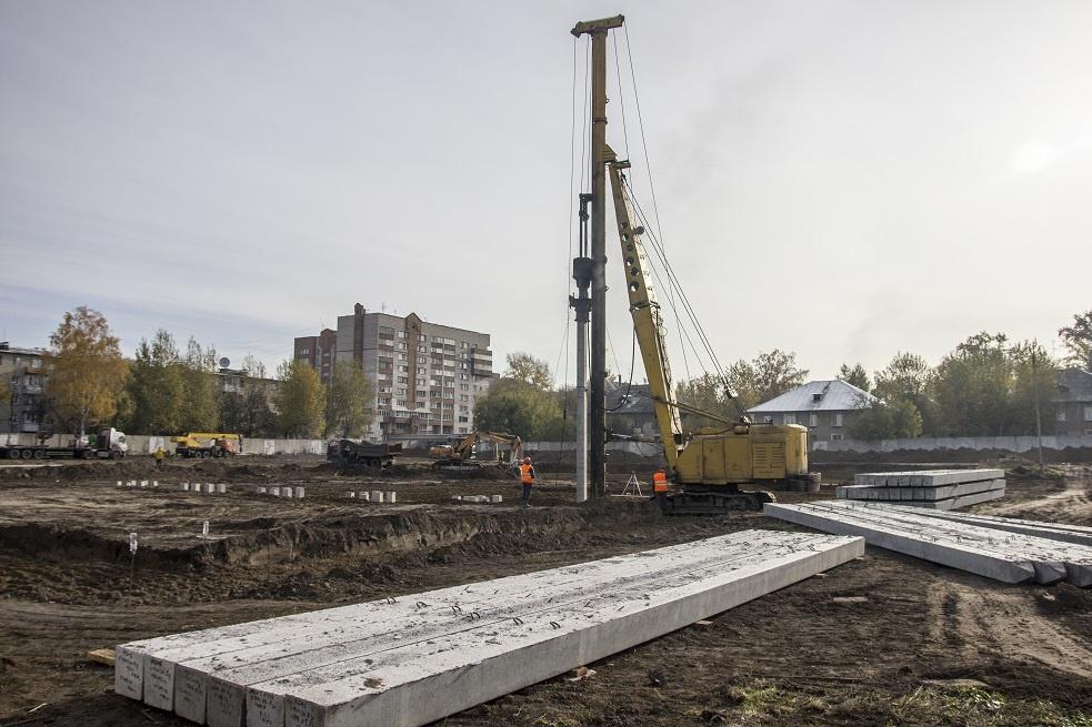 Достроят комплекс к декабрю 2018 года