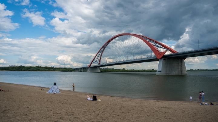 Сибиряк пошёл купаться ночью в Оби и пропал — через неделю его тело нашли дети у Бугринского моста