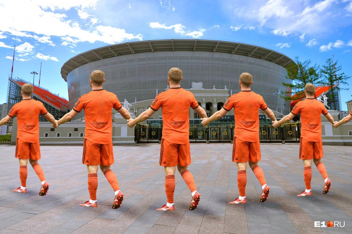 Футболистам не придется защищать поле стадиона от набега марафонцев