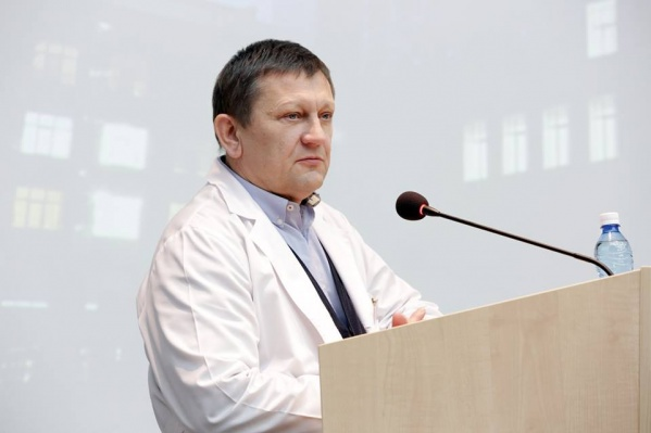 Александр Караськов был директором клиники Мешалкина 20 лет
