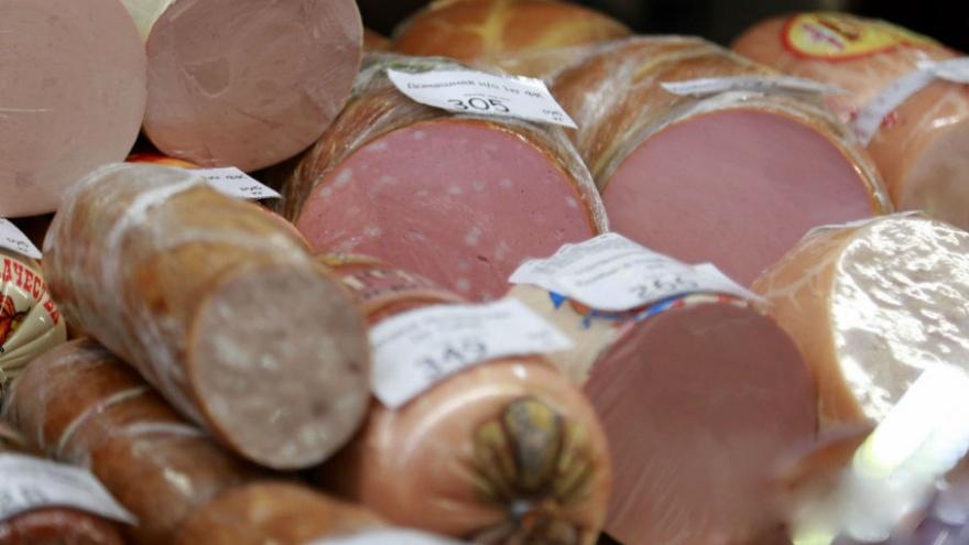В уфимском магазине продавали обезличенное мясо