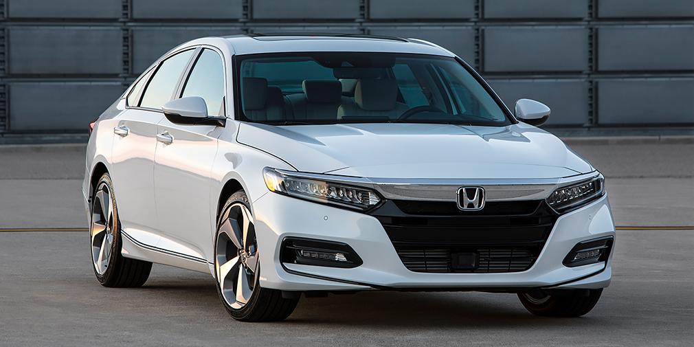 Honda показала новый Accord (фото)