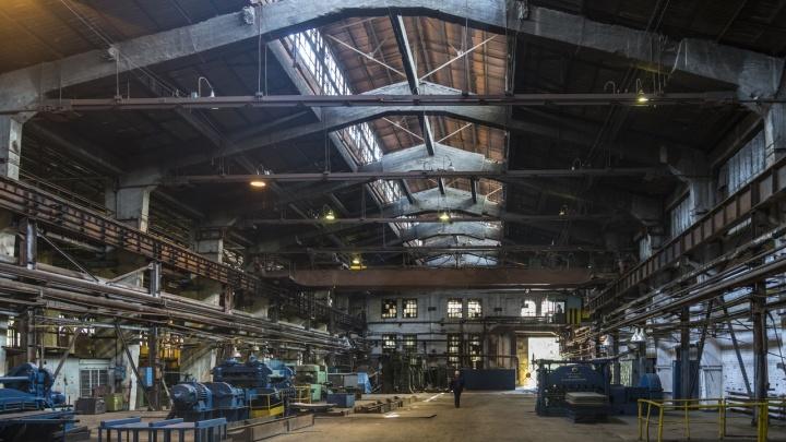 «По решению руководства»: в Волгограде остановлена работа завода «Красный Октябрь»