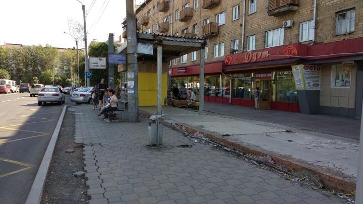 Начался снос павильонов на Красной площади
