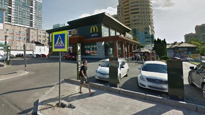 Полиция нашла самарца, который устроил стрельбу около «Макдоналдса» на Полевой