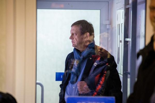 Александр Караськов (на фото) стал фигурантом уголовного дела, как и его заместитель Евгений Покушалов