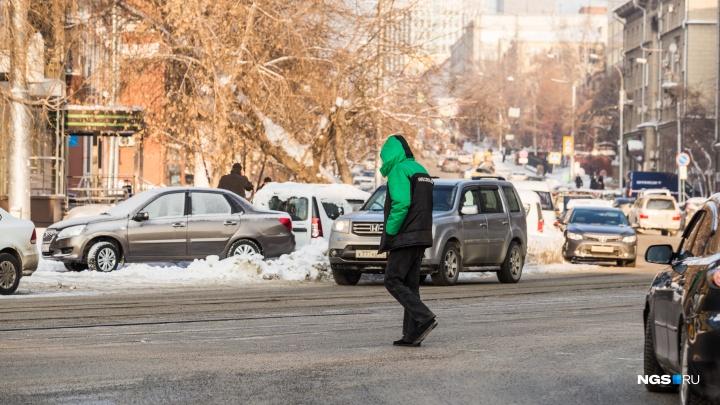 Город самоубийц: топ-10 мест в Новосибирске, где страшно переходить дорогу — задавят