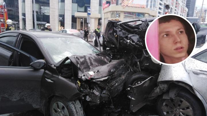 На водителя KIA, устроившего смертельную аварию на Малышева, завели уголовное дело