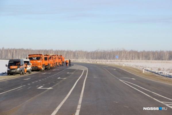 Содержание автодороги обходится региональному бюджету в миллионы рублей