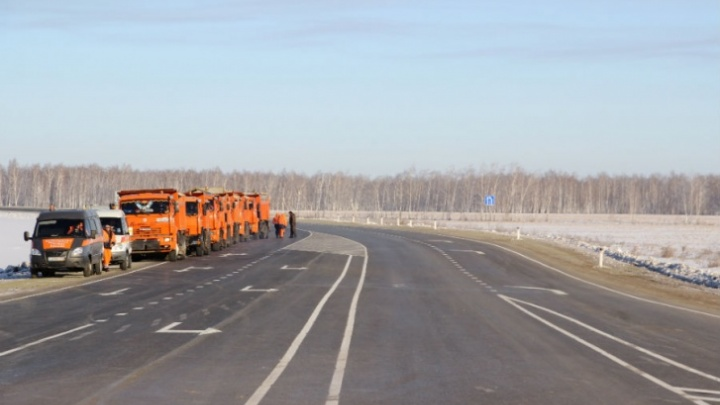 Автодорогу Фёдоровка — Александровка передают федералам. Омская область от этого только выиграет
