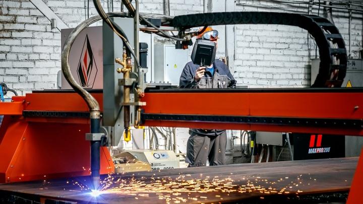 Собственное ноу-хау: в индустриальном парке ММК начал работу завод металлургических раскислителей