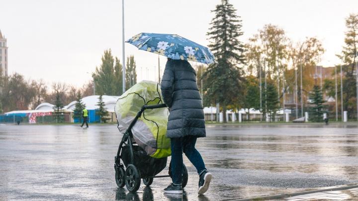 Экстренное предупреждение: сильный ветер в Самарской области задержится до 6 ноября