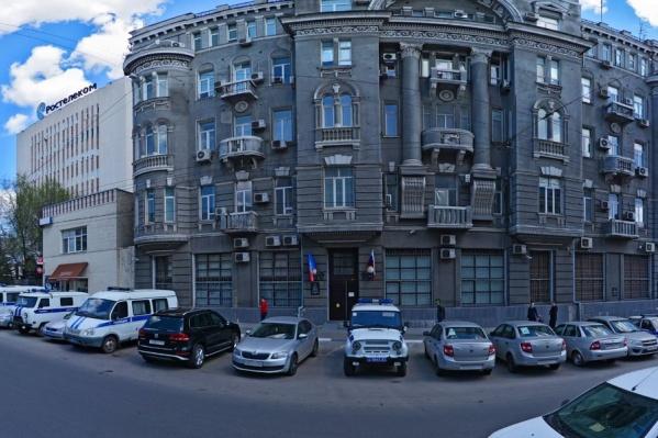 Скандал с наркотиками произошел в Ленинском отделе полиции, расположенном на Буденновском