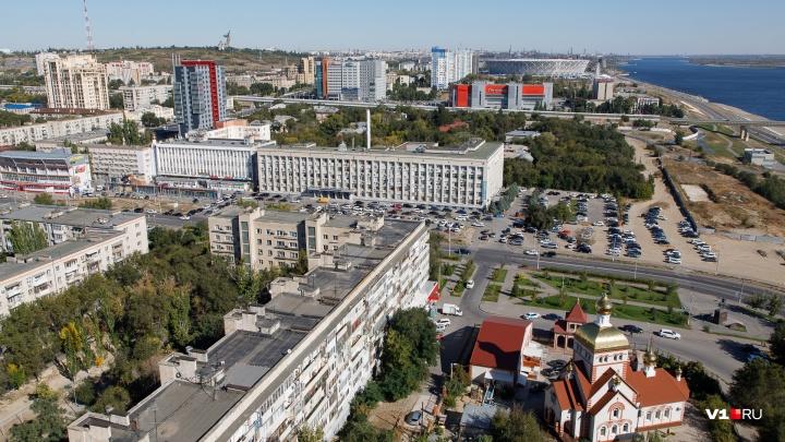 В Волгоград придёт тепло+26 °С, в регионе ожидаются грозовые дожди при ветре18 м/с