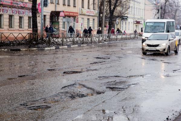 Не всем дорогам повезёт быть отремонтированными в 2019-м