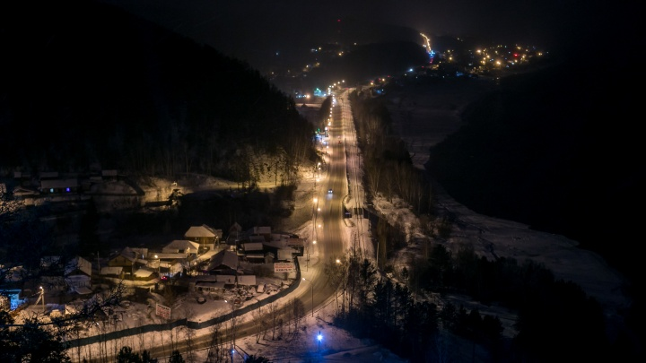Трассу в сторону Дивногорска отремонтируют за 101 миллион рублей