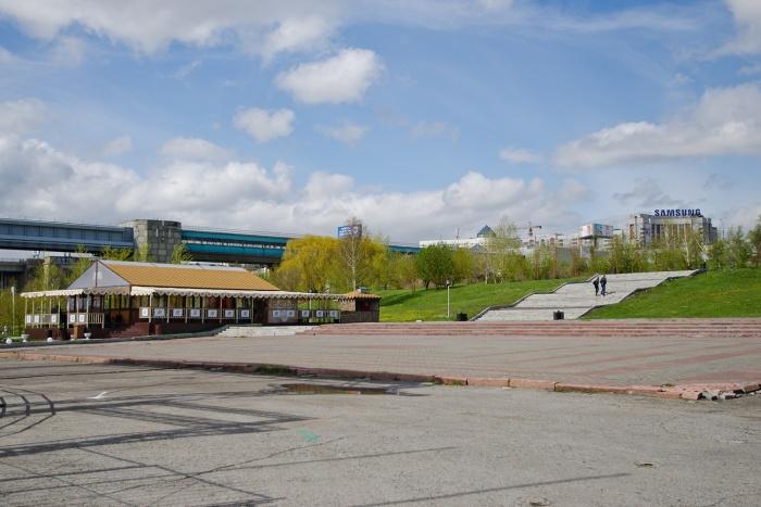 Михайловскую набережную начнут ремонтировать в июле — сразу после Дня города, который в этом году празднуют 24 и 25 июня