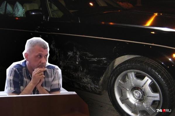 Владислав Кантемиров расплачивался за повреждённый в ДТПRolls-Royce почти три года
