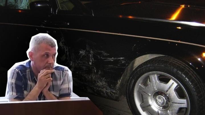 Челябинцу, разбившему Rolls-Royce Александра Аристова, списали все долги