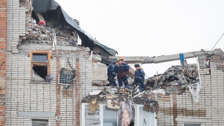 В Шахтах следком установил двух подозреваемых в причастности к взрыву бытового газа в жилом доме