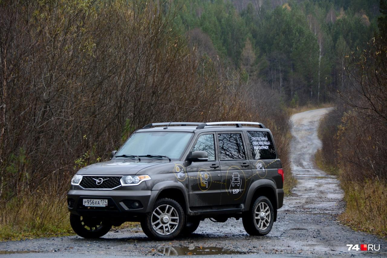 «УАЗ-Патриот» после обновления и корректировки цены даже в упрощённой версии стал заметно дороже себя прежнего