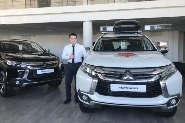 Mitsubishi Pajero Sport станет надежным спутником во всех делах