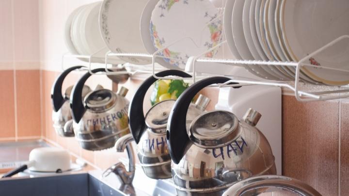 В Курганской областной больнице нашли моль в продуктах