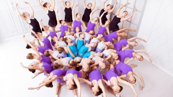 Маленькие танцовщицы из Екатеринбурга завоевали бронзу на фестивале в Берлине