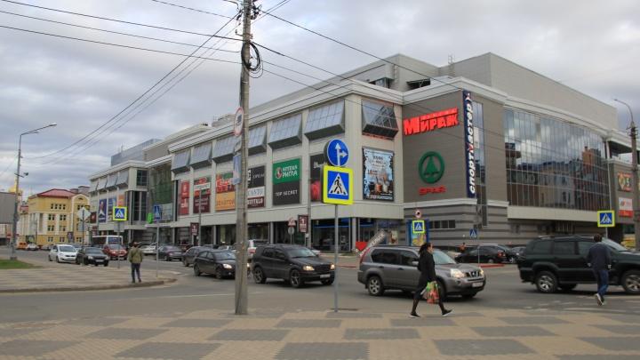 «Аварийное отключение»: в Архангельске без света остались крупные торговые центры
