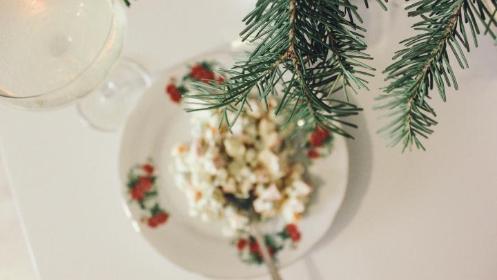 Когда ваш оливье умрет: осматриваем новогодний стол с Роспотребнадзором