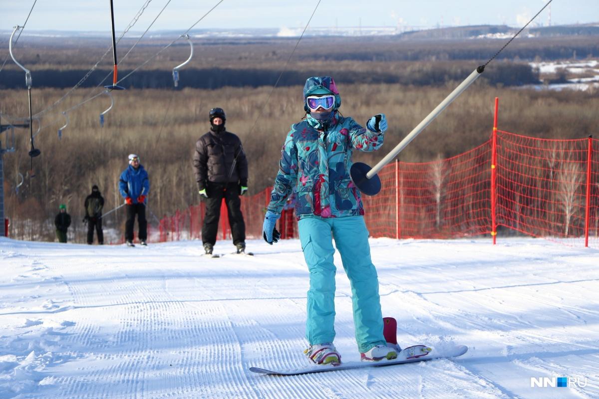 9626451d62ab Где покататься на лыжах, сноуборде и «ватрушках» вблизи Нижнего ...