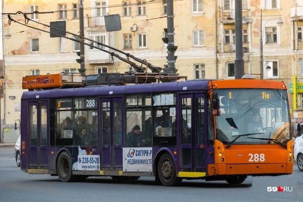 Движение троллейбусов и автобусов ограничат на время проведения спринта на лыжероллерах