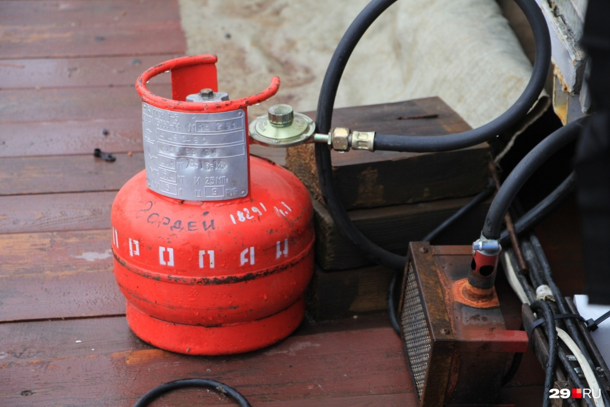 Мужчины преодолели 700 км пути, побывали на пляжах Северной Двины и дали имя газовой горелке