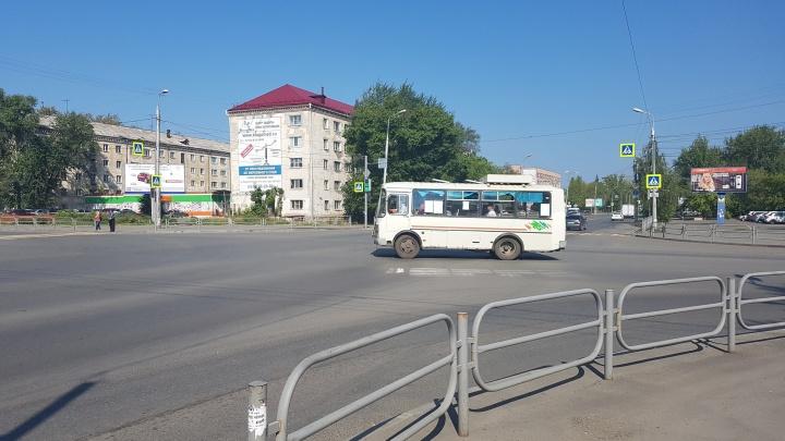 В Кургане из-за ремонтных работ часть автобусов изменит маршруты движения