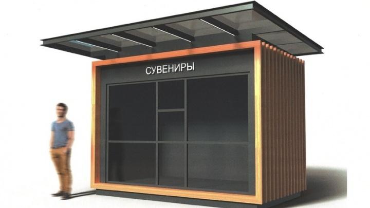 Благоустройство — на хозяине: в Челябинске утвердили новые проекты остановок и киосков