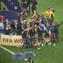 Красивейший финал: сборная Франции второй раз в истории стала чемпионом мира