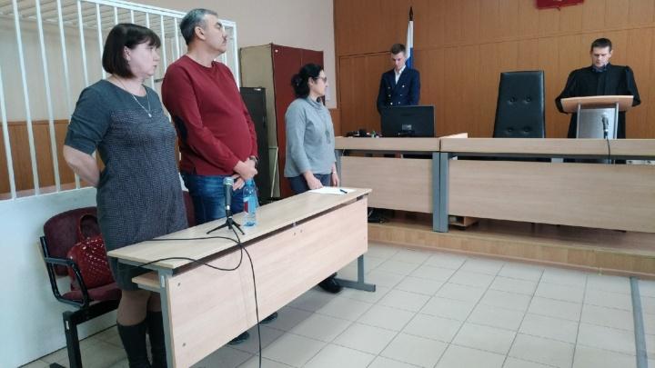 Надели наручники в зале суда: в Кургане вынесли приговор Ильгизу Ильясову