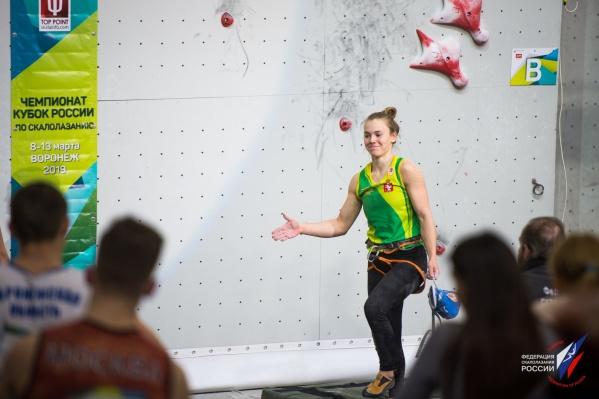 Девушка рассчитывает победить на чемпионате мира в этом году
