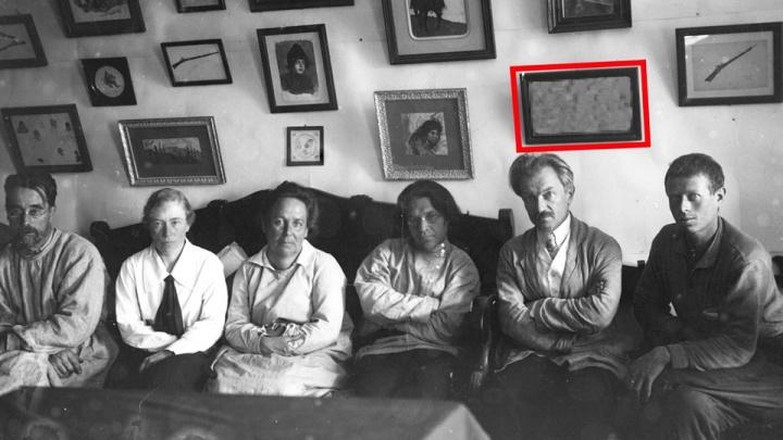 Показываем ранее неизвестный рисунок Василия Сурикова. Эскиз случайно нашли в краеведческом музее